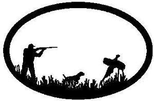 300x197 Steel Metal Hunting Pheasants Dog Scene Sign Wall Art Black