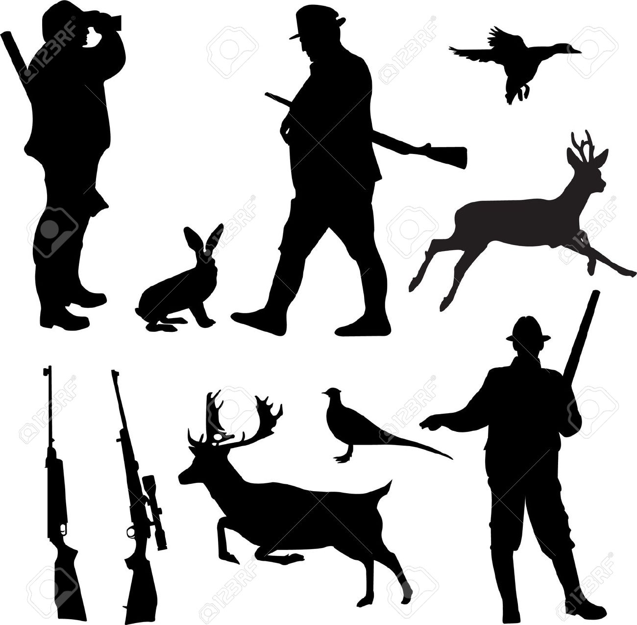 1300x1275 Hunting Clipart Pheasant Shooting