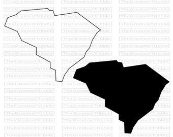 340x270 North Carolina State Map Eps Svg Png Jpg Vector Graphic Clip Art
