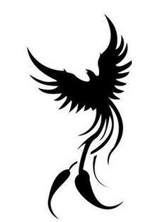 236x314 Phoenix Silhouette