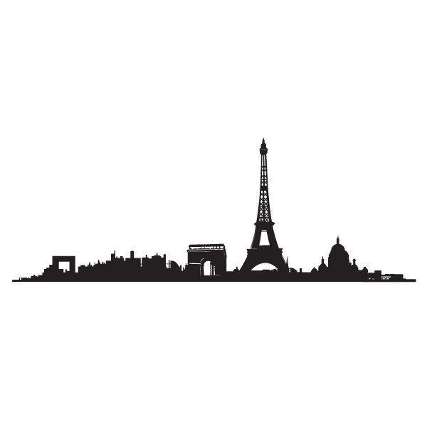 600x600 De Recherche D'Images Pour Skyline Paris Motif