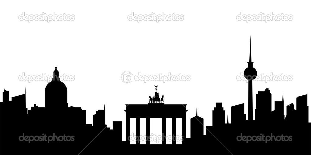1024x512 Cityscape Clipart Berlin