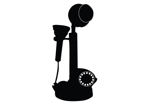 550x354 Phone Silhouette Vectors Silhouette, Vector Free Download And Phone