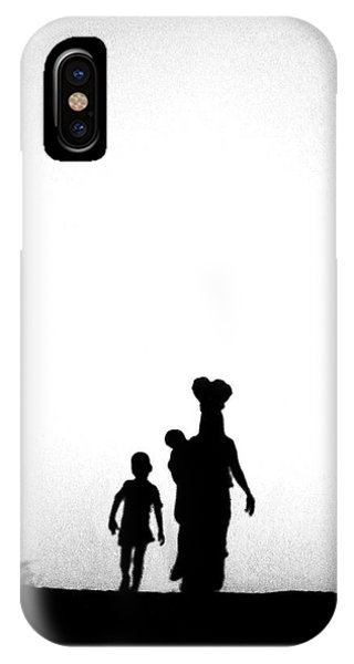 320x600 Mother And Child Silhouette Photograph By Jagdish Agarwal