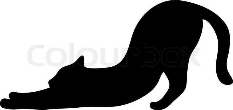 800x378 Drawn Cat Silhouette 3280163
