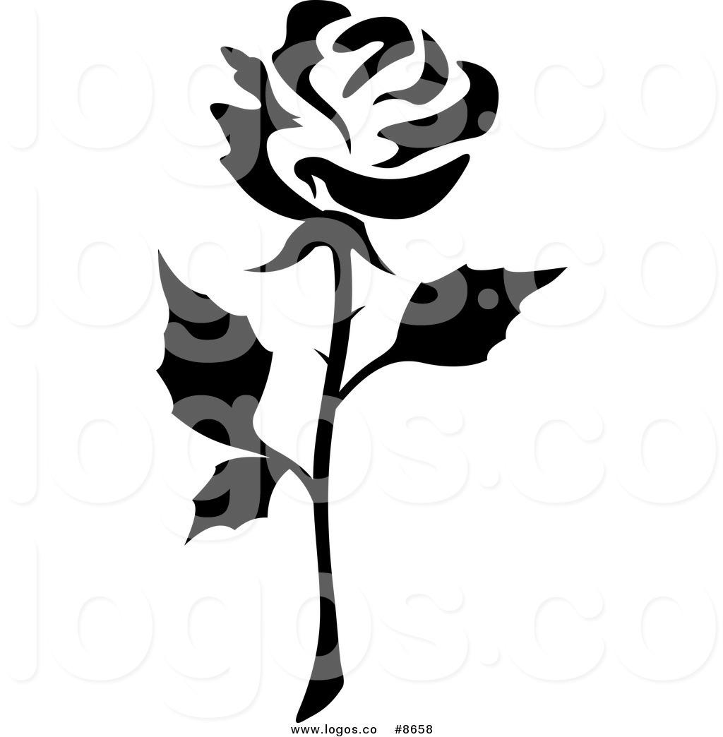 1024x1044 Hoontoidly Single Black Rose Clip Art Images