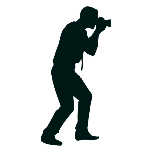 512x512 Man Photographer Shooting Silhouette