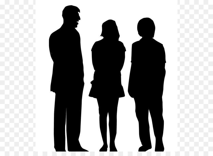 900x660 Silhouette People Photography Clip Art