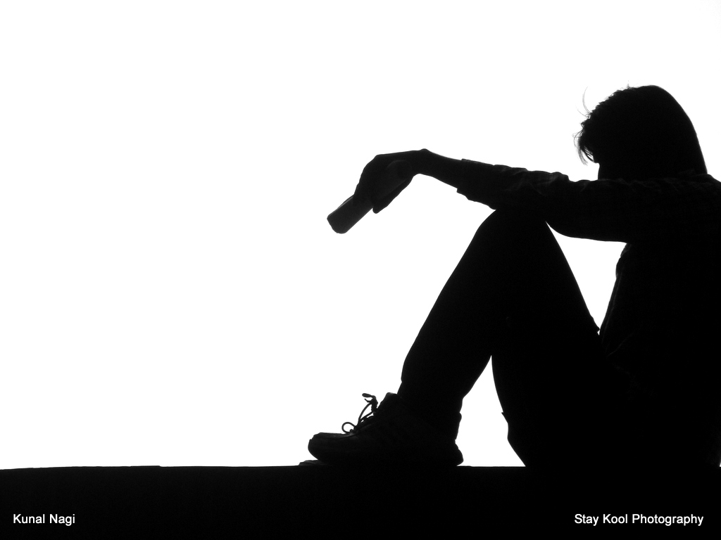 1024x768 Stay Kool Photography Student Silhouette