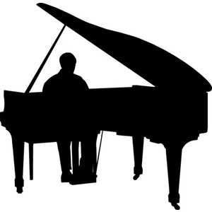 piano keyboard silhouette at getdrawings com free for personal use rh getdrawings com piano clipart images clipart piano gratuit