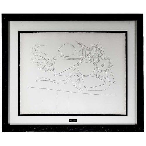 500x500 Pablo Picasso Dessins Carnet