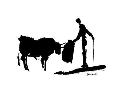 425x331 11x14 Poster Print Pablo Picasso