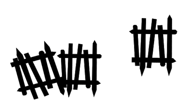 640x352 10 Images Of Spooky Fence Post Template