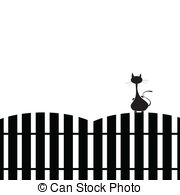 180x195 Fence Silhouette Clip Art Vector Graphics. 3,577 Fence Silhouette