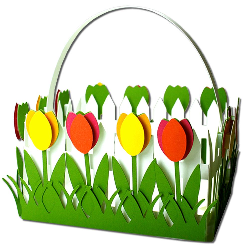 1000x1000 Jmrush Designs Tulip Picket Fence Basket
