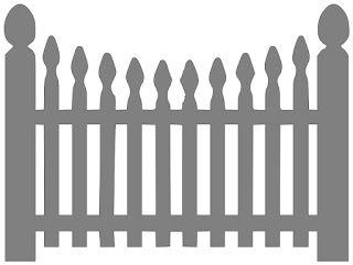 320x241 Paper This And That Picket Fence Svg File Picket Fence Projects