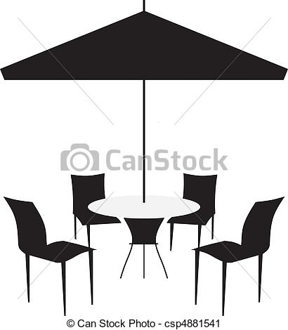 410x470 Picnic Table Silhouette Illustrations And Clipart. 322 Picnic