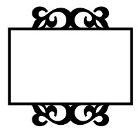 Picture Frame Silhouette