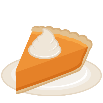 432x432 Pumpkin Pie Slice Svg Scrapbook Cut File Cute Clipart Files
