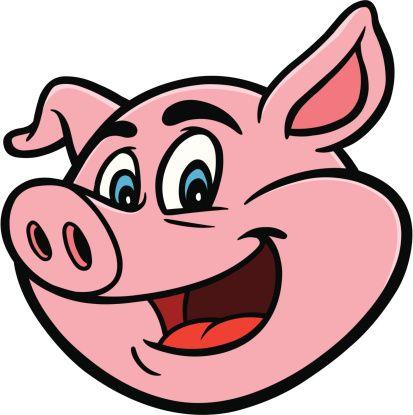 413x415 Pig Face Emoji Drawstring Bags By Winkham Redbubble Clip Art