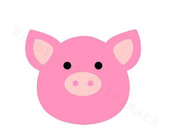 340x270 Pig Svg Etsy