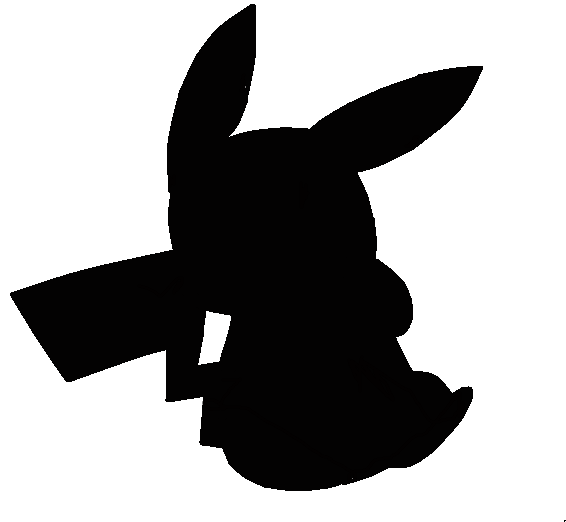 566x522 Pikachu Shadow By Goldfisher56