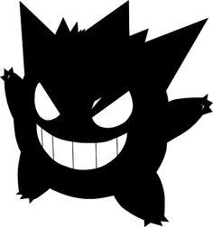 236x252 Pikachu Silhouette By Ba Ru Ga