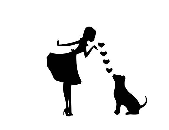 570x440 Pinup Girl Amp Pitbull Svgpng Cut Files For Silhouettecricut