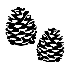 225x225 Image Result For Pine Cone Patterns Stencil Patterns
