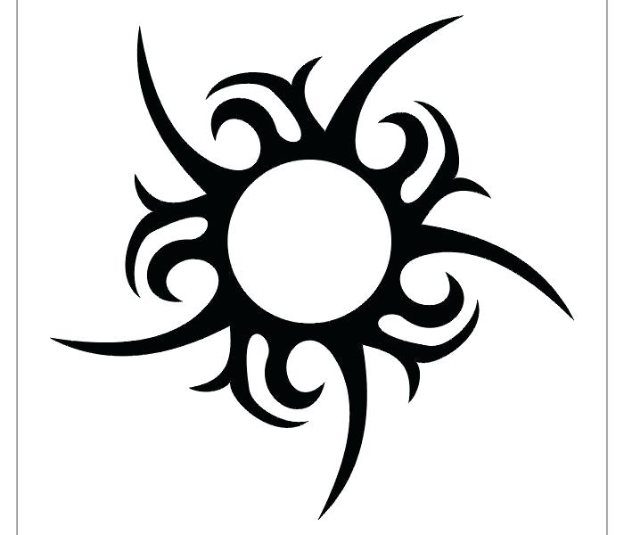 700x600 Easy Tattoos Designs For Men Simple And Easy Pine Tree Tattoo