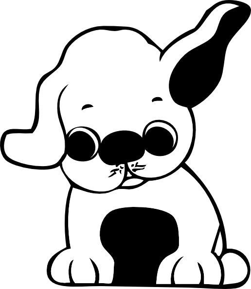 516x595 Pictures Of Cute Cartoon Puppies