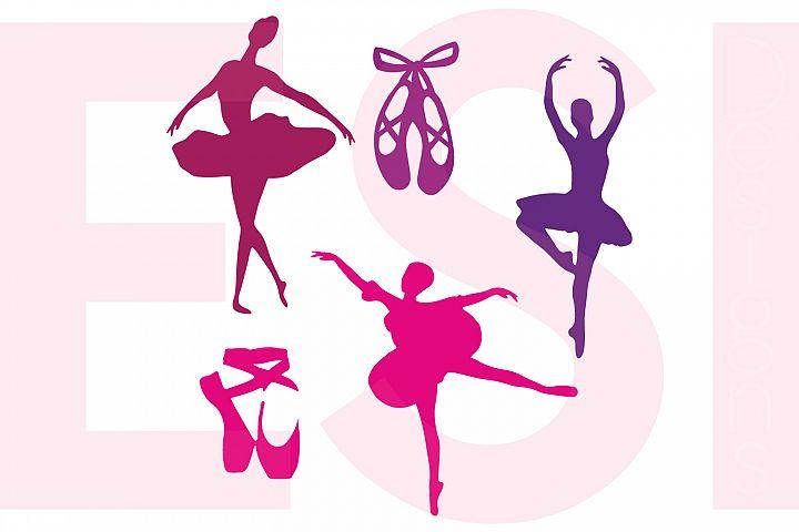 720x480 Commercial Ballet Products Design Bundles
