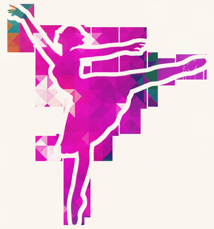 2800x3000 Ballet Dancer Silhouette