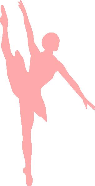 306x595 Ballerina Pink Clip Art