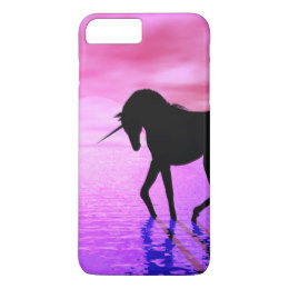 260x260 Black Pink Unicorn Silhouette Gifts On Zazzle Ca