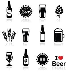 238x250 Beer Icons Set