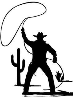 236x315 Cowboy Silhouette Silhouette Cameo Ideas Cowboys
