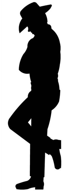 236x674 Line dance silhouette Nothing On Cable