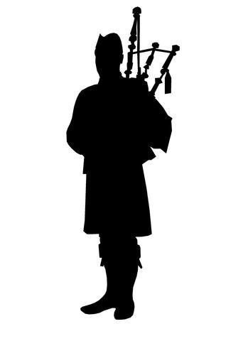 349x480 The Highland Piper Amp Drummer The Highland Dancer