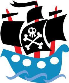 236x282 Pirate Ship Silhouette Anchor Silhouette Clip Art