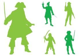 274x195 Pirate Supplies Silhouette Free Vectors Ui Download