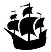 169x174 Sailboat Stencil Sailing Boat Silhouette Clip Art