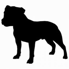 236x236 Silhouettes Of Pit Bulls Google Search Cutting Files For Silhouet