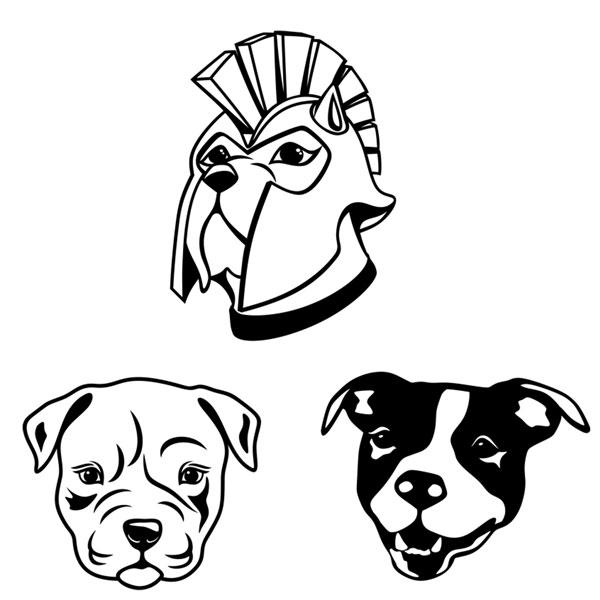 600x600 Dog Svg Cuttable Designs