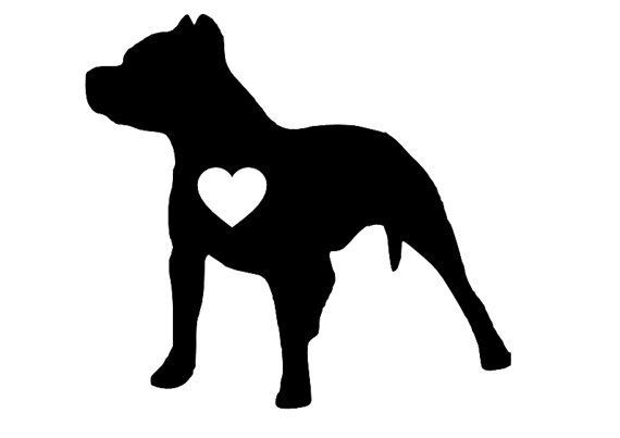 570x403 Pit Bull Clipart Cliparts Co Craft Ideas Pit Bull