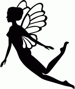 252x300 53 Best Fairy Jars Images On Fairy Silhouette