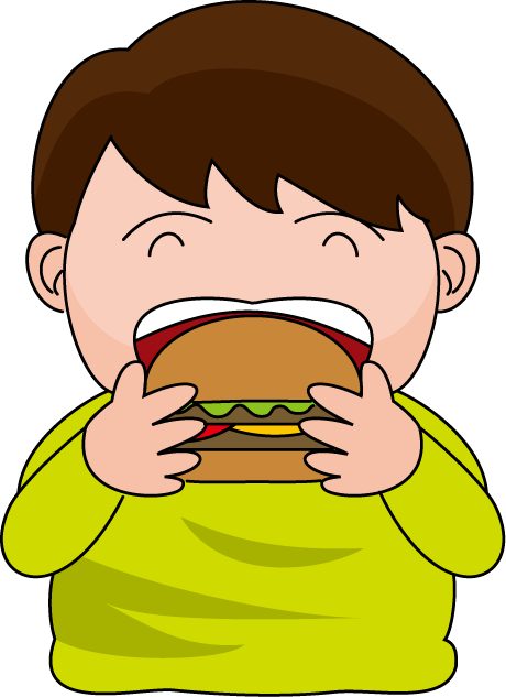 460x633 Man Eating Burger Clipart Amp Man Eating Burger Clip Art Images