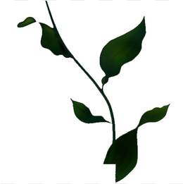 260x261 Plant Silhouette Png, Vectors, Psd, And Clipart For Free Download