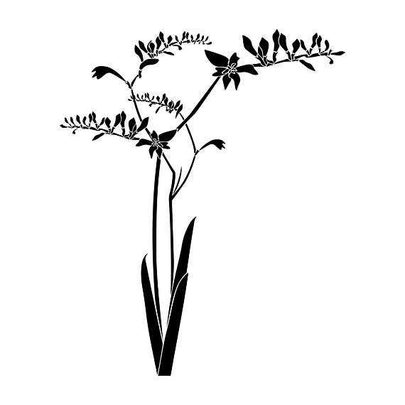 570x570 Freesia Flower Plant Graphics Svg Dxf Eps Png Cdr Ai Pdf Vector