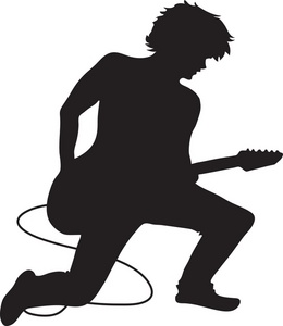 260x300 Musician Clipart Play Guitar